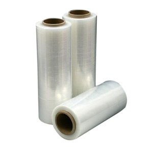 23/25mic Lldpe Strech Film Thick Plastic Wrap