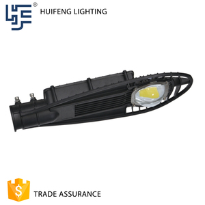 Aluminium housing street lights 50w COB LED Road Light Cases,road safety light