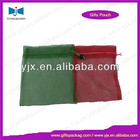 Hot sales small net mesh bags wholesale for shopping