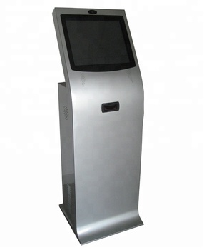 Free Standing Pay Kiosk
