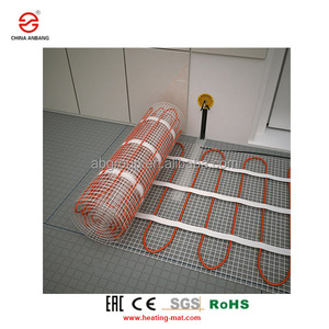 CE cable /water proof electric underfloor heating cable mat