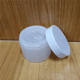 Eco friendly PP plastic type pull ring 30g 50g PP cream jar