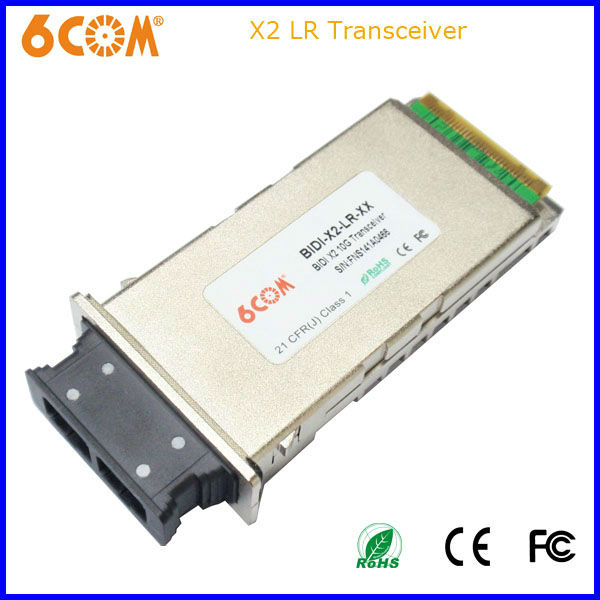 DDMI X2 Module 1310nm optical transceiver x2-lrm fiber fusion splicer