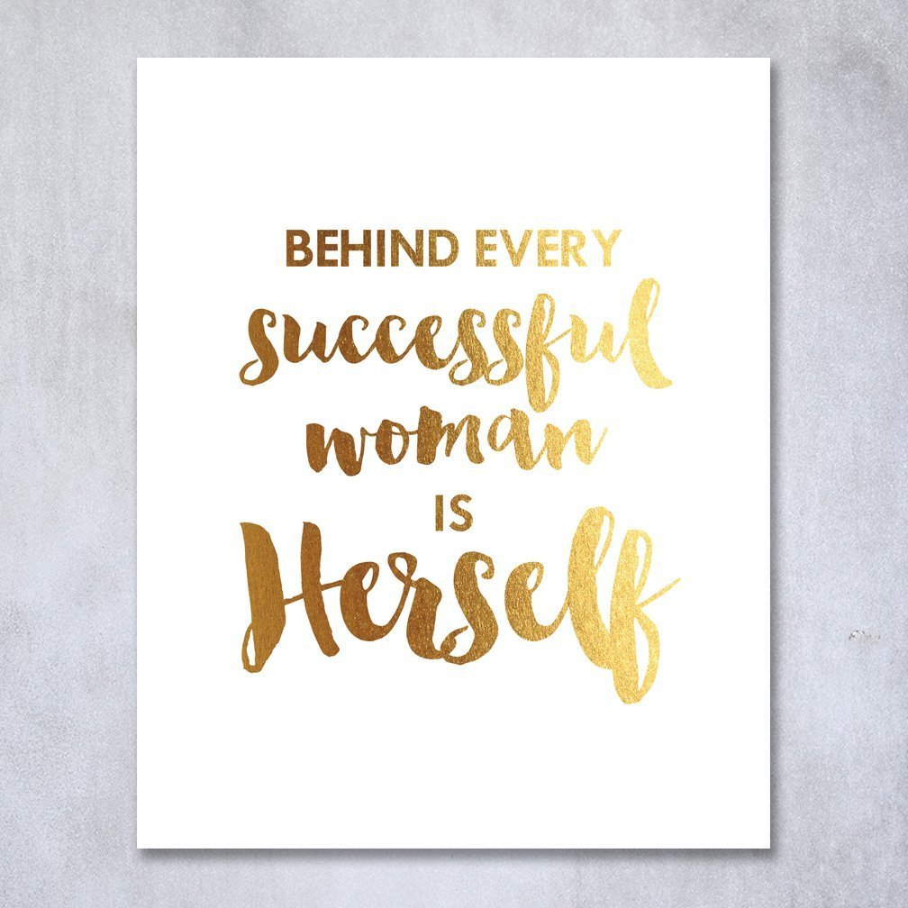 Cheap Behind Every Successful Man There Is A Woman Quote Find