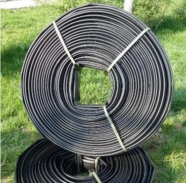 Agriculture irrigation PE drip tape hose, flexible PE drip irrigation layflat hose