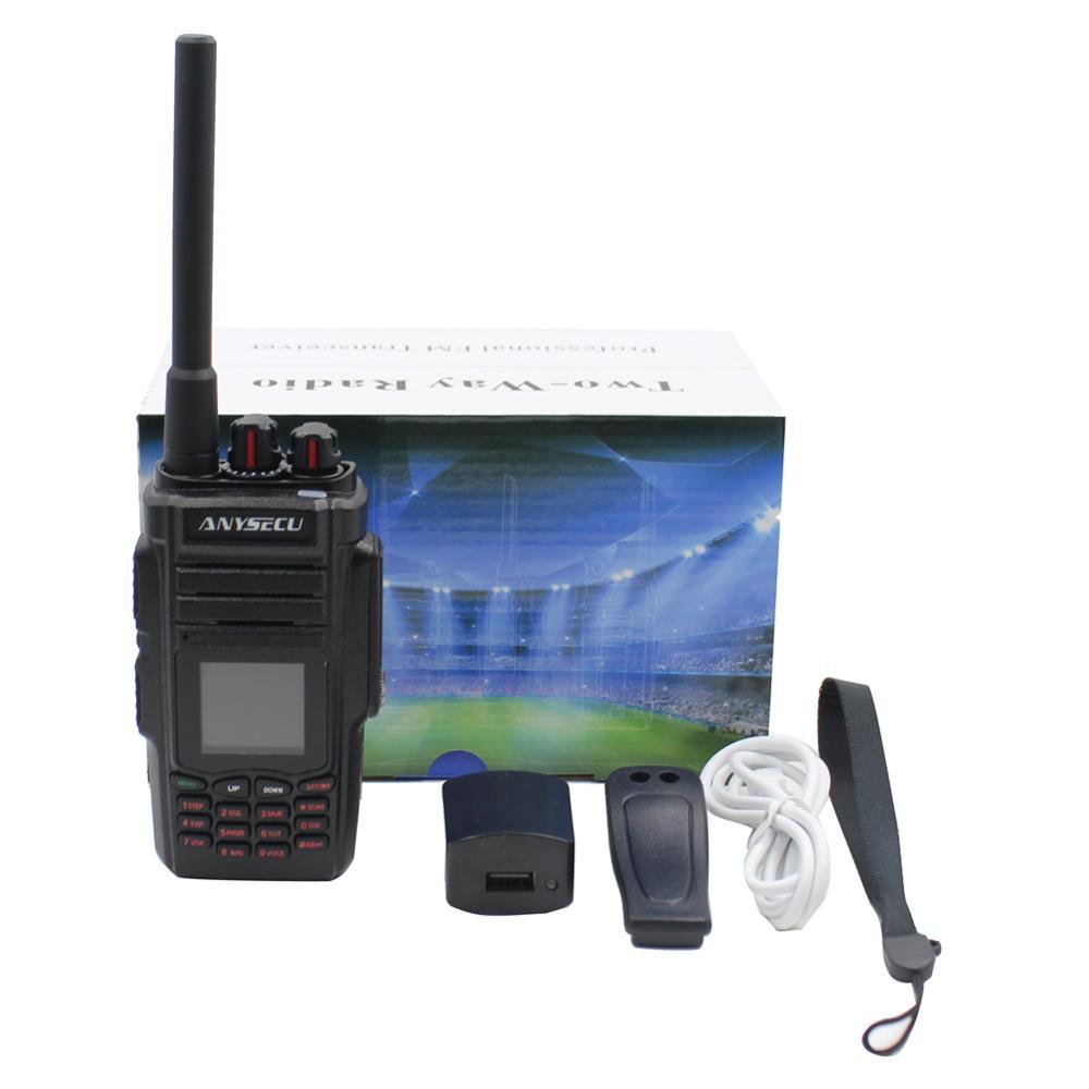 Anysecu 3G WCDMA- two-way radio GSM/Analog UHF Dual Mode radio UV-G7-GPS Network 2g gsm 3g radio internet walk WCDMA&UHF Or VHF