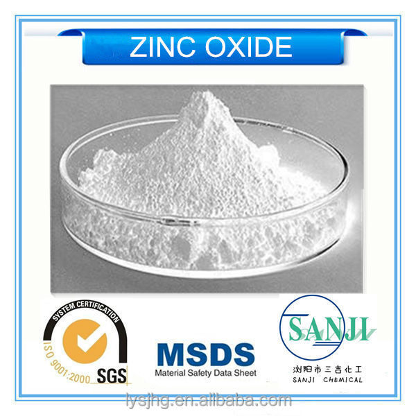 Zinc Oxide used in electronics