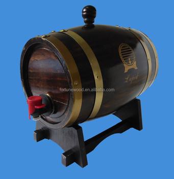 Hot Bulk Sale Decorative Pine Wood Mini Wine Barrels Buy Mini Wine