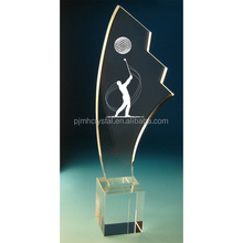 Manufacturer supply tree shaped crystal award trophy MH-JB0060