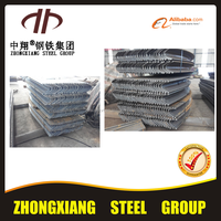 bending structural steel 40 v/c channel for tunnel roof support