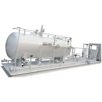 ISO Quality LPG Filling Plant 10t, 15t 20t  LPG Cylinder Filling Station