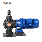 Water Pump GODO DBY3-15 Aluminum Alloy Electric Diaphragm Pump Water Pump Reciprocating Pump