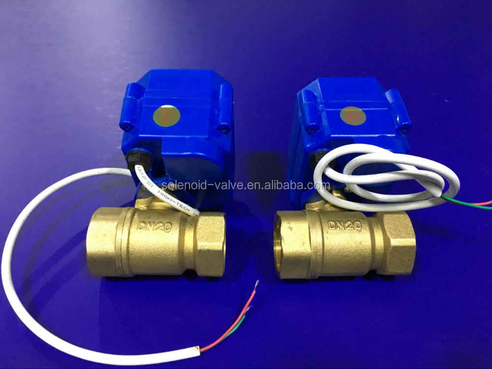 Hot sale mini 1 2 dn15 stainless steel motor operated for How motor operated valve works