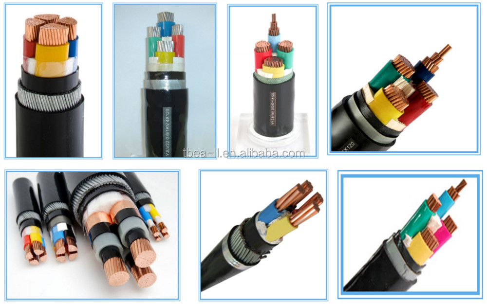 Beautiful Underground Electrical Cable Types Image - Electrical and ...