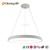 Wholesale SGS approval dining light contemporary acrylic round 21W LED chandelier pendant light