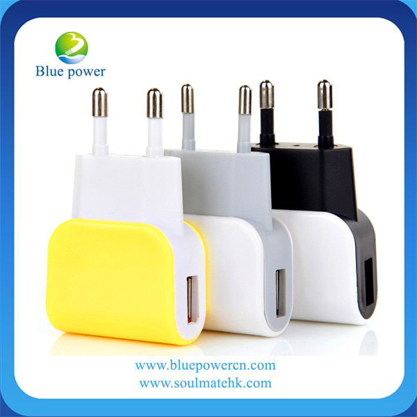 Single Usb Power Charger Adapter,Hot Selling Wall Charger,5v 1a ...