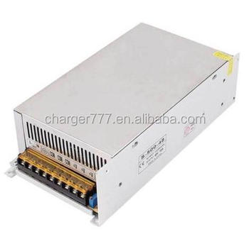 HOT DC 48V 10A 480W Switch Power Supply AC110-220V for CCTV Security Cameras LCD