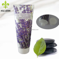 White Cosmetic Soft Tube Natural Sunscreen , Plastic Mascara Tube,Plastic Tube Wholesale with label
