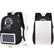 Wholesale solar night light charger energy hydration backpack