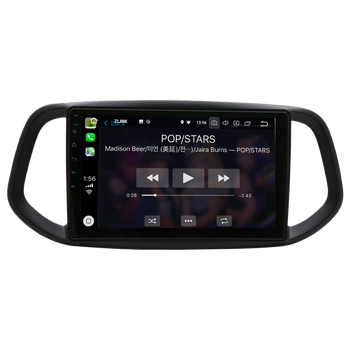 4G+32G Android 8.0 Car Head Units Radio Stereo For Kia KX3 GPS navigation audio player