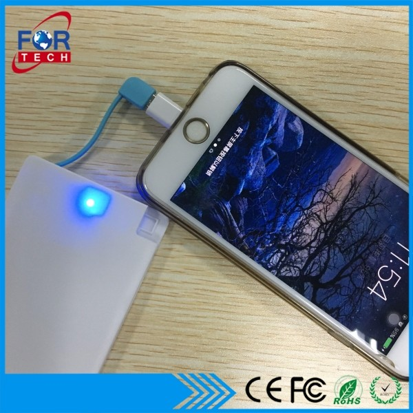 2017 led power bank With New Design Power Bank Battery Charger Solar power bank 50000mah