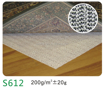 Mesh Pvc Pad For Carpet Protect Carpet Buy Mesh Pvc Pad