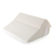 Multi-Use Support Folding Silk Custom Picture Triangle Wedge Pillow For Reading Sleeping Snoring Gerd