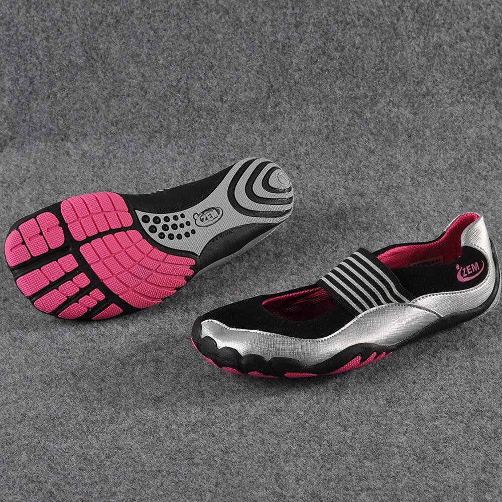 Women's zem fitness shoes yoga shoes United States zeman