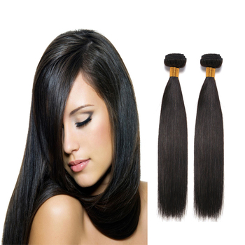 Wholesale Nice Looking Best Quality Virgin Brazilian Human Natural Hair Weave 100% Silky Straight 6a 7a 8a Brazilian Virgin Hair