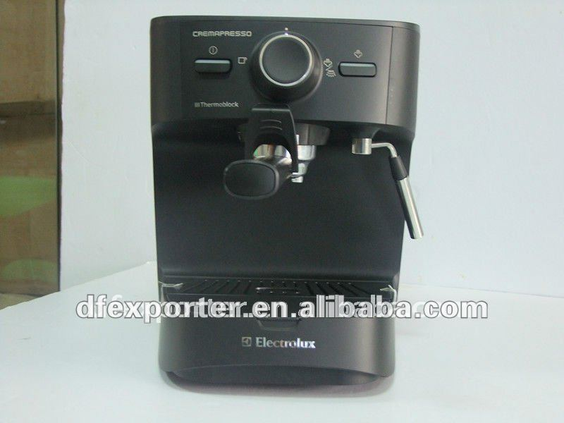 industrial espresso cappuccino coffee maker