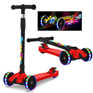 Wholesale Cheap Price Extreme Pro Sport Hub Motor Music Kick Foot Scooter With Led Light