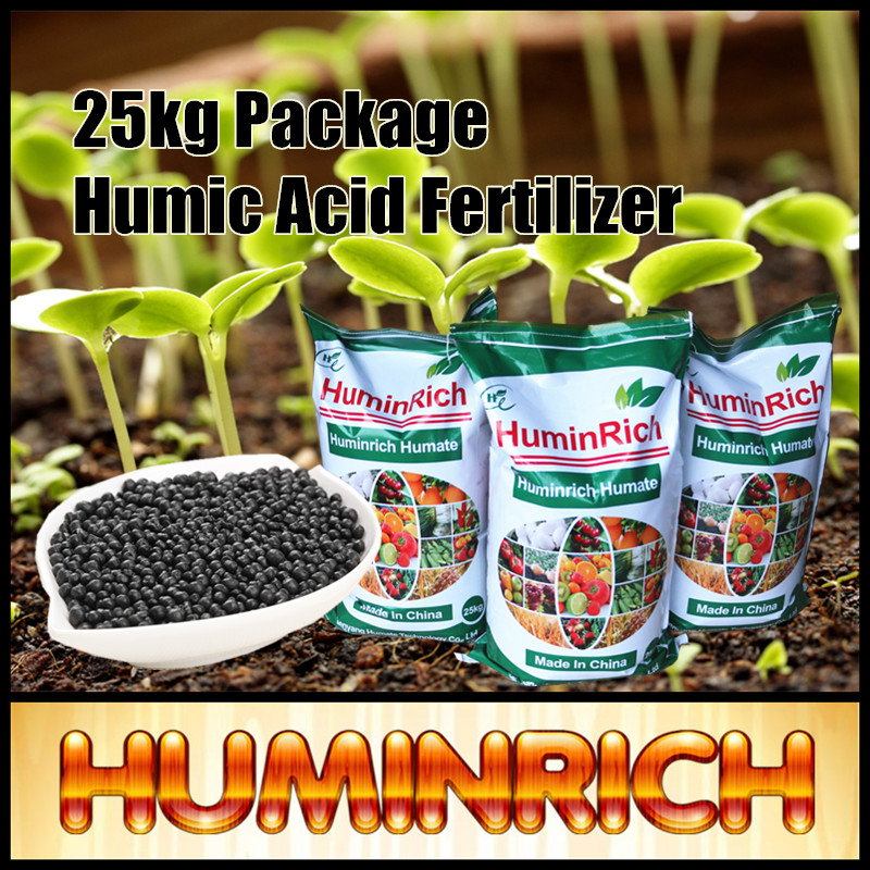 """HuminRich"" Shenyang Humate Organic Fertilizer/Soil Conditioner Black Amino Humic Acid"