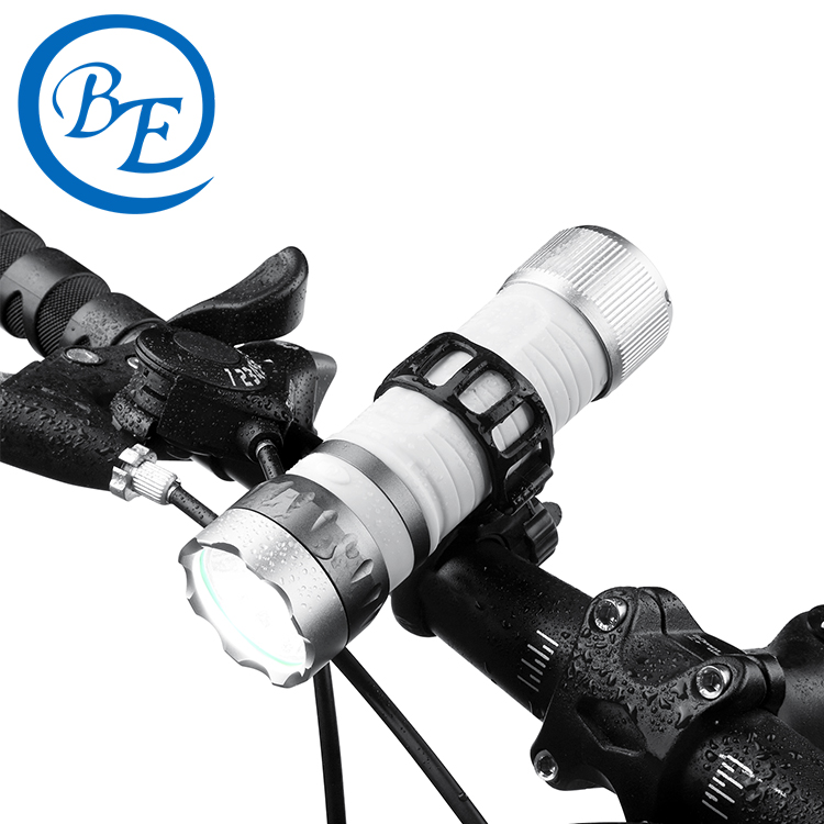 Small focusing power light 1 * <strong>CREE</strong> XM-L2LED Led Flashlight Torch for Camping Outdoor Climbing Hiking