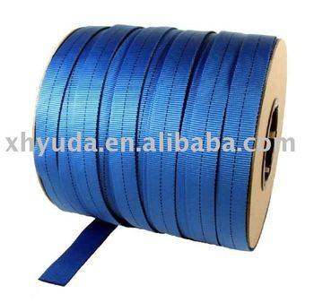 Blue Tubular Nylon Webbing 7