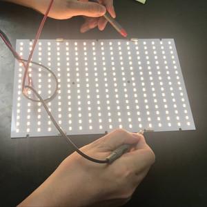 Kingbrite new design quantum boards 288pcs samsung lm561c s6 top bin led pcb