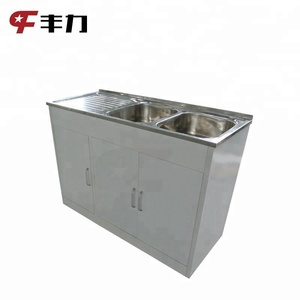 Steel Kitchen Cupboard Sink Unit