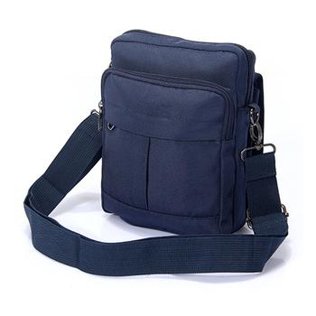 e4e383cd69 Embroidery men s single sling shoulder bag unisex casual messenger small  blank polyester crossbody bag for woman