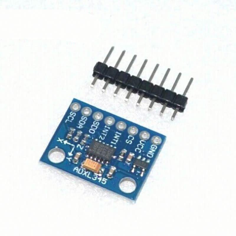 1PCS 6-axis Rate Gyro BMI160 6DOF Gravity Accelerometer Sensor Module IIC SPI