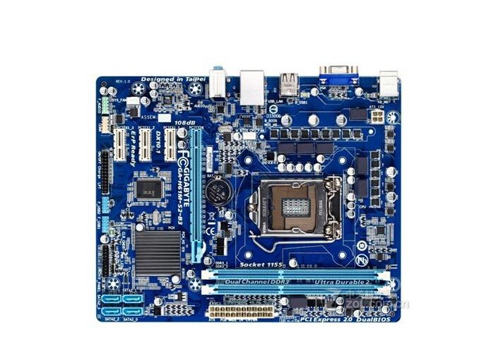 Gigabyte GA-H61M-D2-B3 Cloud OC Vista