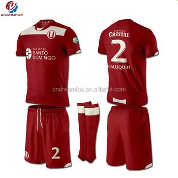 36df245256b9 Original reversible cheap custom design authentic Plain soccer jerseys with  collar