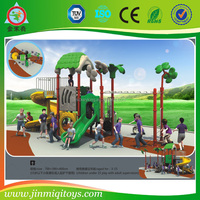 jungle themed popular kids outdoor playground for sale JMQ-5702
