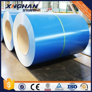 Color Coated Steel PPGI Coils For Roofing From China Warehouses