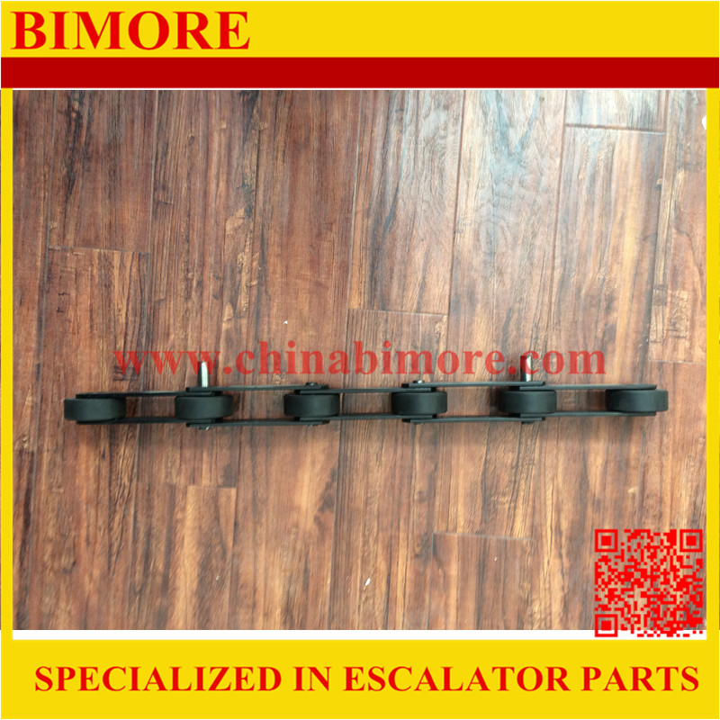Escalator Step Chain Pitch 133.3 use for Kone Schindler Thyssen Escalator Step Chain