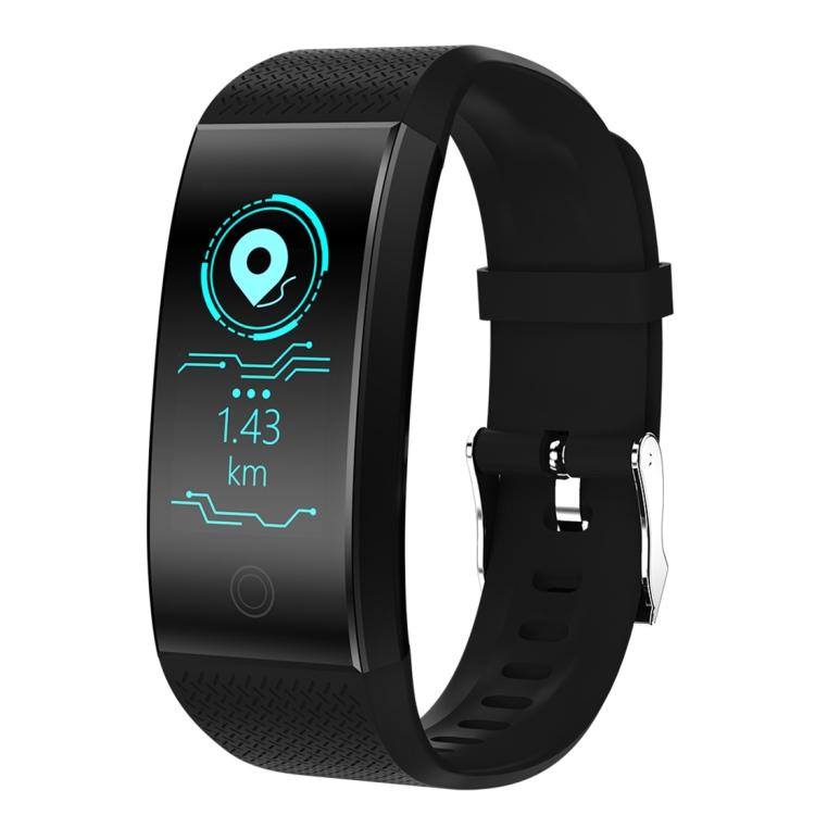 Venta caliente del precio barato de QW18 Fitness Tracker 0,96 pulgadas HD pantalla a Color Smartband IP68 pulsera inteligente impermeable