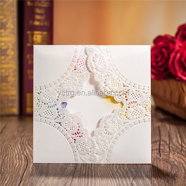 China Unique Wedding Invitation Cards Manufacturers And Suppliers On Alibaba