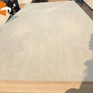 wholesale 18mm laminated maple white birch plywood sheet for furniture