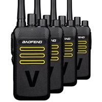 2019 newest wholesale baofeng HM-618 uhf handheld walkie talkie two way radio ( 4 packs)
