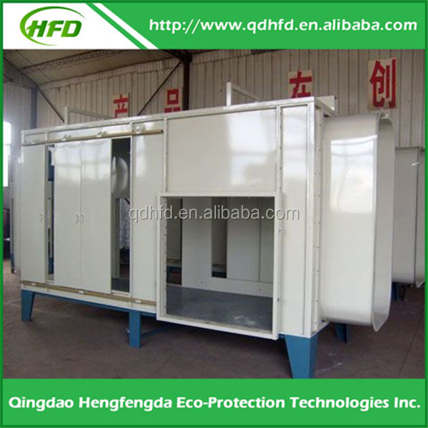 automatic powder coating booth/recovery system/reciprocator of powder coating equipment