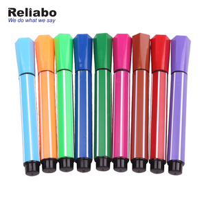 Reliabo Art Markers New Design Multi-Color Fancy Water Color Pen