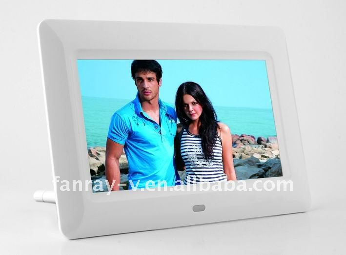 Enchanting Digital Picture Frame Battery Photo - Custom Picture ...